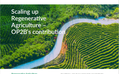 Regenerative Agriculture Leaflet